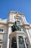Άδυτο του αγάλματος Loreto του παπά 1 Στοκ εικόνες με δικαίωμα ελεύθερης χρήσης