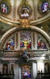 άδυτο του Γουαδαλαχάρα Μεξικό καθεδρικών ναών Στοκ εικόνες με δικαίωμα ελεύθερης χρήσης