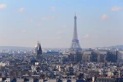 Άιφελ στο Παρίσι Στοκ Φωτογραφίες
