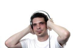 Άκουσμα Στοκ εικόνες με δικαίωμα ελεύθερης χρήσης
