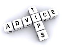 Άκρες και συμβουλές στους φραγμούς απεικόνιση αποθεμάτων