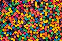 Άκρες ραβδιών αντιστοιχιών χρώματος Στοκ Εικόνες