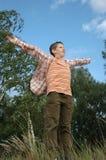 άκρη παιδιών Στοκ εικόνα με δικαίωμα ελεύθερης χρήσης