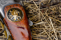 Άκρη του τουφεκιού Στοκ εικόνα με δικαίωμα ελεύθερης χρήσης