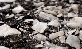 άλας βράχου κρυστάλλων Στοκ Φωτογραφίες