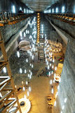 άλας ορυχείων Στοκ φωτογραφίες με δικαίωμα ελεύθερης χρήσης