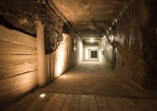 άλας ορυχείων Στοκ Φωτογραφία