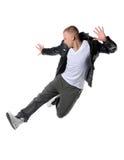 άλμα λυκίσκου ισχίων χορ& Στοκ Εικόνα