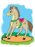 άλογο λίγα Απεικόνιση αποθεμάτων