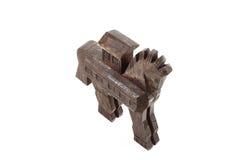 άλογο τρωικό Στοκ Εικόνα