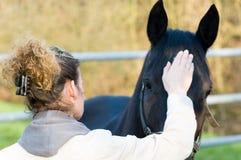 άλογο Στοκ εικόνες με δικαίωμα ελεύθερης χρήσης