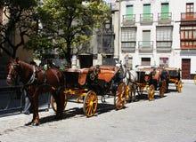 άλογο 3 μεταφορών Στοκ Φωτογραφίες