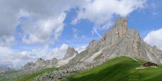 Άλπεις Βένετο Ιταλία Dolomiti Στοκ Φωτογραφίες