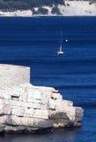 άλτες απότομων βράχων στοκ εικόνες με δικαίωμα ελεύθερης χρήσης