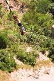 άλτης bungee 7 Στοκ Εικόνες