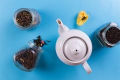 Άμεσα επάνω από την άποψη teapot στοκ φωτογραφίες με δικαίωμα ελεύθερης χρήσης