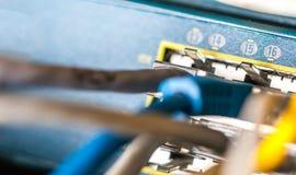 Άμεση γραμμή δικτύου Στοκ εικόνες με δικαίωμα ελεύθερης χρήσης