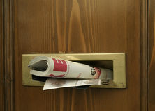 άμεσο ταχυδρομείο Στοκ Εικόνα