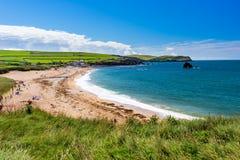 Άμμοι Devon Αγγλία UK του νότιου Milton Στοκ εικόνα με δικαίωμα ελεύθερης χρήσης