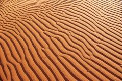 άμμος αμμόλοφων λεπτομέρ&epsilon Στοκ φωτογραφία με δικαίωμα ελεύθερης χρήσης