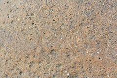 άμμος ανασκόπησης υγρή Στοκ Φωτογραφίες