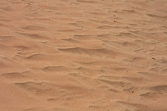 άμμος ανασκόπησης Στοκ φωτογραφία με δικαίωμα ελεύθερης χρήσης