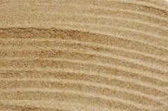 άμμος ανασκόπησης Στοκ εικόνες με δικαίωμα ελεύθερης χρήσης