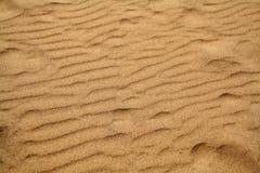 άμμος ανασκόπησης Στοκ Εικόνα