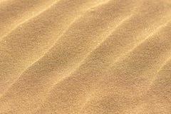 άμμος ανασκόπησης Στοκ φωτογραφίες με δικαίωμα ελεύθερης χρήσης