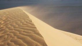 Άμμος και αέρας απόθεμα βίντεο
