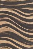 Άμμος κυμάτων Στοκ Εικόνα