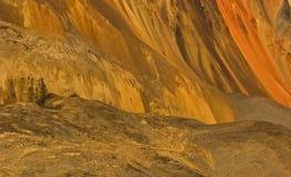 άμμος λόφων Στοκ εικόνες με δικαίωμα ελεύθερης χρήσης