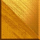 Άμμος που αποτυπώνεται σε ανάγλυφο στο υπόβαθρο Υπόβαθρο δύο τόνων με το δομημένο θέμα φύλλων μετάλλων διανυσματική απεικόνιση