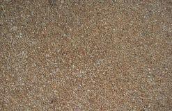 Άμμος που πλένεται στοκ εικόνα με δικαίωμα ελεύθερης χρήσης