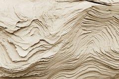 άμμος προτύπων διάβρωσης Στοκ Εικόνες