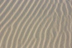 άμμος προτύπων Στοκ Φωτογραφίες