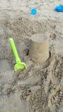 Άμμος-πύργος Στοκ φωτογραφία με δικαίωμα ελεύθερης χρήσης