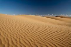 άμμος Σαχάρας προτύπων στοκ εικόνα