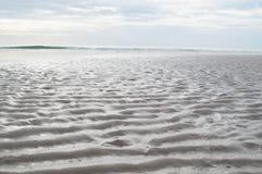 Άμμος στην παραλία Στοκ εικόνες με δικαίωμα ελεύθερης χρήσης