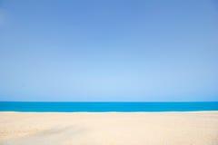 Άμμος στην παραλία Στοκ Φωτογραφίες