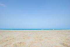 Άμμος στην παραλία Στοκ φωτογραφία με δικαίωμα ελεύθερης χρήσης