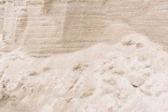 Άμμος στο λατομείο Στοκ φωτογραφίες με δικαίωμα ελεύθερης χρήσης