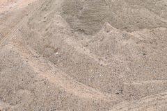 Άμμος σωρών στοκ φωτογραφία