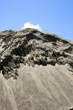 άμμος σωρών στοκ φωτογραφία με δικαίωμα ελεύθερης χρήσης