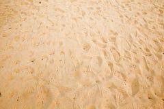 Άμμος της νότιας θάλασσας στην Ταϊλάνδη Στοκ φωτογραφίες με δικαίωμα ελεύθερης χρήσης
