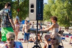 άμμος φεστιβάλ Στοκ Φωτογραφίες