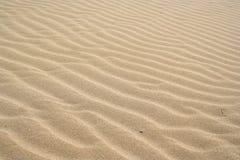 άμμος 2 αμμόλοφων Στοκ εικόνα με δικαίωμα ελεύθερης χρήσης