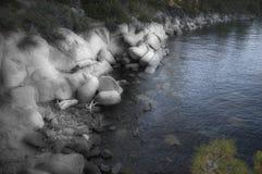άμμος 2 λιμανιών Στοκ εικόνες με δικαίωμα ελεύθερης χρήσης