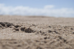 Άμμος Στοκ εικόνες με δικαίωμα ελεύθερης χρήσης