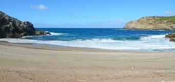 Άμμος Argentiera Στοκ Φωτογραφία